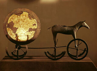 The Bronze Age Trundholm Sun Chariot
