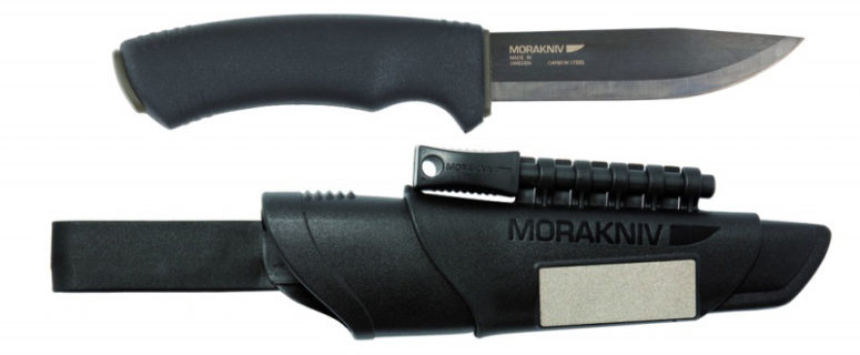 Mora Bushcraft Survival High Carbon Steel version