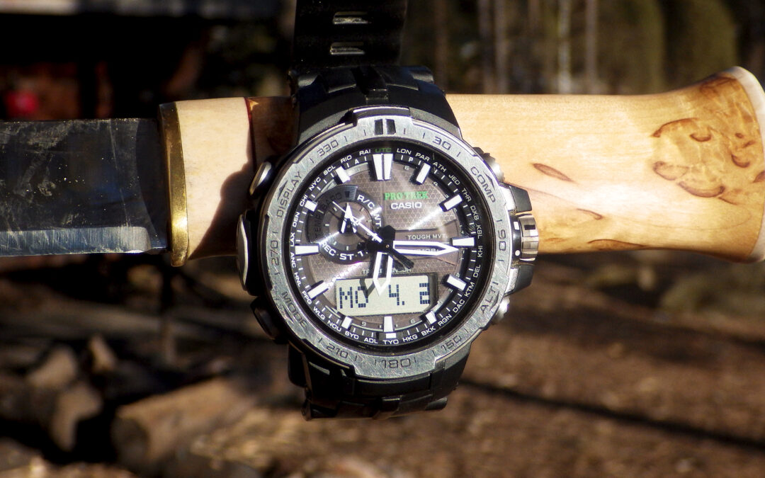 Review: Casio Pro Trek PRW-6000