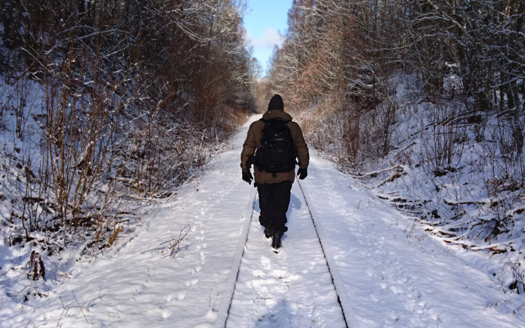Why go on solo hikes?