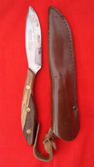 "Mora ""Yukon"" knife."
