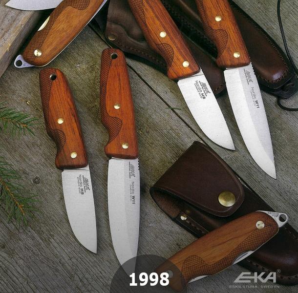Review: EKA Nordic W12 knife | Northern Bush